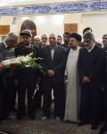 تجدید میثاق با آرمانهای انقلاب درحسینیه اعظم لار