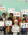 نگاهی به بخش کودک ونوجوان کتابخانه حسینیه اعظم لار