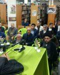 افتتاح نخستین کتابخانه عمومی دیجیتال جنوب فارس درکتابخانه عمومی حسینیه اعظم لار