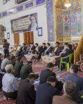 مراسم پنجمین سالگرد رحلت حضرت آقا(ره) ازدریچه دوربین