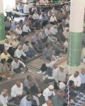 برگزاری جشن نیمه شعبان درحسینیه اعظم لار
